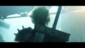 Final Fantasy VII Remake Gameplay Footage