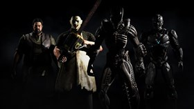 Take a Look at Mortal Kombat X's DLC Kombatants