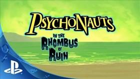 Psychonauts In The Rhombus Of Ruin Revealed