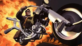 Full Throttle Remastered Coming To Playstation