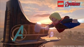 A Look At Lego Marvel's Avengers Open Worlds