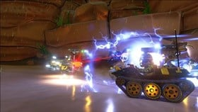 Space Dust Racers Is Now Obliteracers