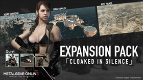 Metal Gear Solid V Expansion Arriving Soon