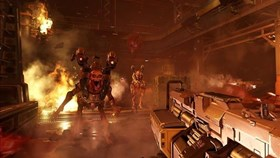 DOOM Shows Off Guns, Demons and Speed