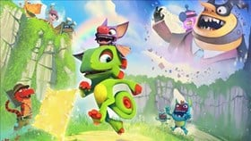 Yooka-Laylee's Spit 'N' Polish Update Now Live