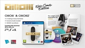 OlliOlli Collection Receiving Physical Release