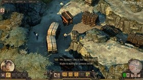 First Gameplay Footage for Shadow Tactics – Blades of the Shogun