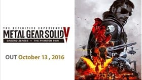 Metal Gear Solid V: The Definitive Experience Announced