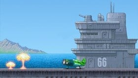 Rogue Aces Showcases A Vicious Dogfight
