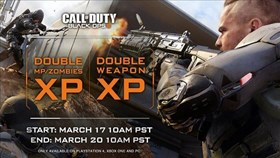 Call of Duty: Black Ops III Double XP Event Kicks Off Today