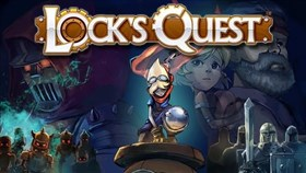 Lock's Quest Delayed to May