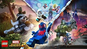 LEGO Marvel Super Heroes 2 Runaways DLC Released