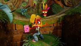 Lots of Crash Bandicoot Loot