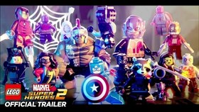 LEGO Marvel Super Heroes 2 Journey to Chronopolis Trailer Released