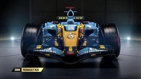 F1 2017 Reveals the 2006 Renault R26 as Its Next Classic Car