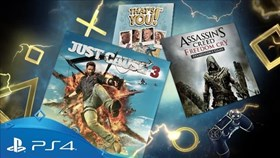 Playstation Plus Titles for August 2017