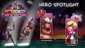 The Metronomicon: Slay the Dance Floor Trophy List Revealed
