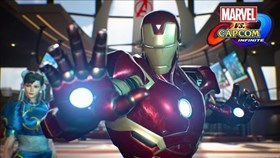 New Patch for Marvel vs. Capcom: Infinite