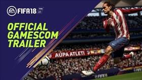 Official Gamescom Trailer for FIFA 18