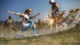 KOEI Tecmo Release Five More Dynasty Warriors 9 Character Highlights