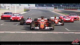 Assetto Corsa Releases Trailers For The New Ferrari Pack DLC