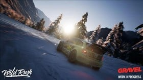 Gravel Gameplay Trailer Shows Us What It's Like To Race In The Snow