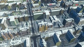 Cities: Skylines' Console Season Pass Starts With Snowfall