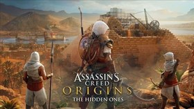 Assassin's Creed Origins The Hidden Ones DLC Coming Next Week