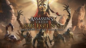 Assassin's Creed Origins The Curse of the Pharoahs Trailer