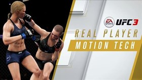 EA SPORTS UFC 3 Reveals New Real Play Motion Technology