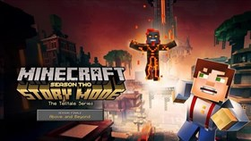 Minecraft: Story Mode - Season 2's Finale Dated With Trailer