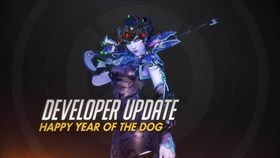 Overwatch's Year of The Dog Event and Details
