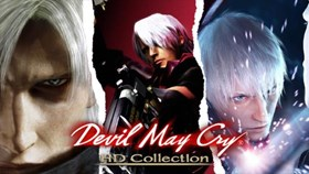 Capcom Releases Trailer For Devil May Cry HD Collection