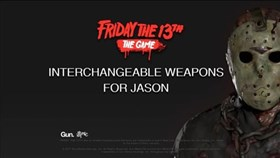 Friday The 13th to Get Jason Weapon Swapping Update