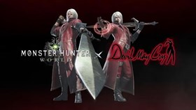 Monster Hunter: World Becomes SSStylish With Devil May Cry Collaboration