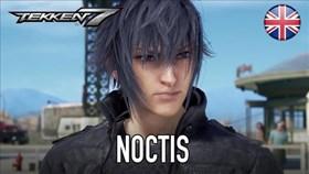 DLC Character Noctis Debuts in Tekken 7 Next Week
