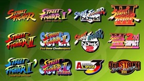 Street Fighter 30th Anniversary Collection Gameplay