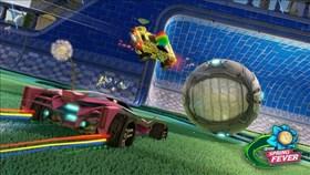 Rocket League Update Adds Tournaments