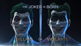 Batman: The Enemy Within - The Telltale Series Finale Trailers and Screens