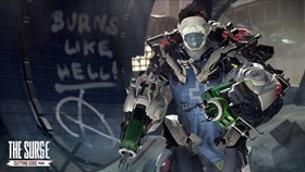 The Surge Free DLC The Cutting Edge Pack Releases This Month