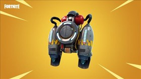 Fortnite v4.2 Adds Jetpacks and Archaeolo Jess
