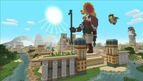 Minecraft Small Update Adds Egyptian Mythology Mash-Up Pack